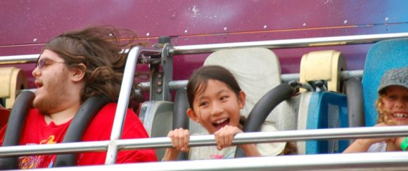 CNE 2010 rollercoaster