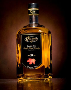 Glen Breton whisky from Nova Scotia