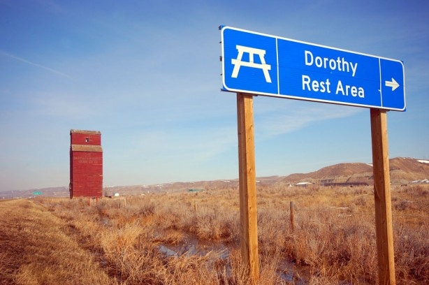 Dorothy  dont call it a Ghost Town